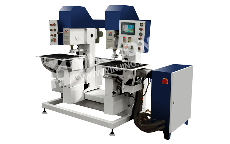 YH2D Glass Double Head Drilling Machine