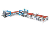YHGSM-2020 High Speed Automatic Double Edging Machine